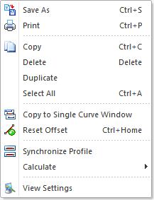 SPIP User's Guide - Multi Line Profiling